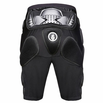 SULAITE Unisex Moto Sport Protective Gear Hip Pad Motorcross Off-Road Downhill