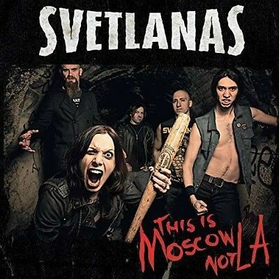 Svetlanas - This Is Moscow Not LA queens of the stoneage dwarves kyuss