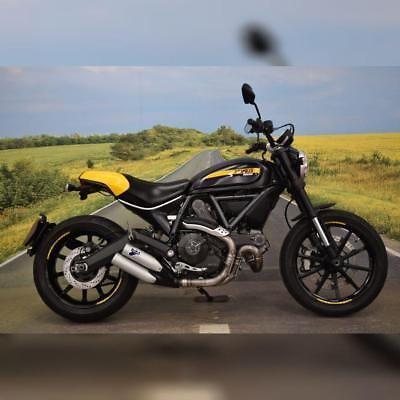 Ducati Scrambler Full Throttle 2015