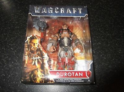 Spiele craft 6 Durotan Action Figure With Accessory