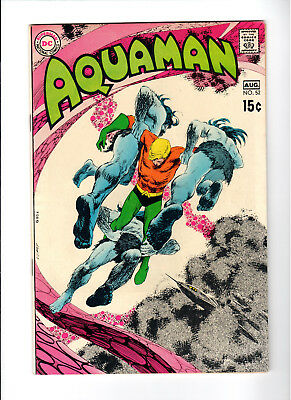 Aquaman #52 Deadman by Neal Adams (Jul-Aug 1970, DC)