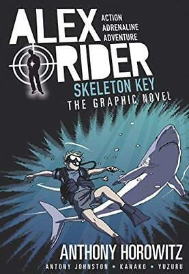 Skeleton Key Graphic Novel by Horowitz New Paperback Book