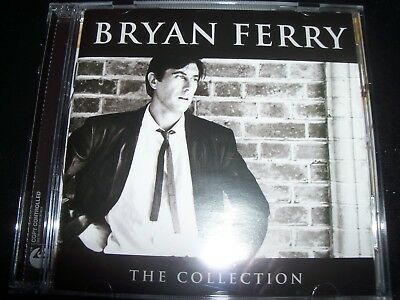 Bryan Ferry (Roxy Music) Collection Very Best Of Greatest Hits CD – Like New