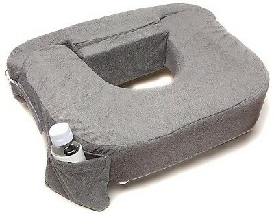 My Brest Friend Twin Pillow - Deluxe - Grey