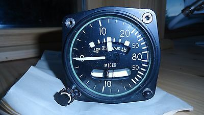 NEW L-39 albatros rate of climb indicator