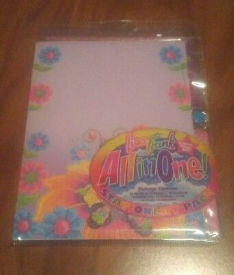 Vintage Lisa Frank All In One Dragonfly Girl with Flowers