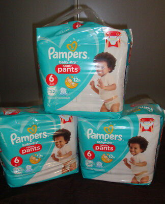 Pampers Baby Dry Pants Taille 5 11 18 Kg 36 Couches Culottes