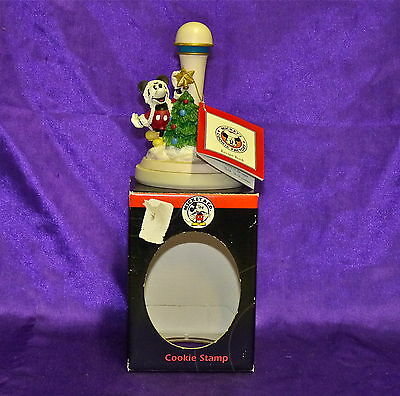 Disney-Mickey-Mouse-Cookie-Stamp-Mickey's Cookie Factory