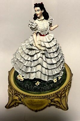 """Limited Edition """"Scarlett's Heritage"""" Gone With The Wind Collectible Figurine"""