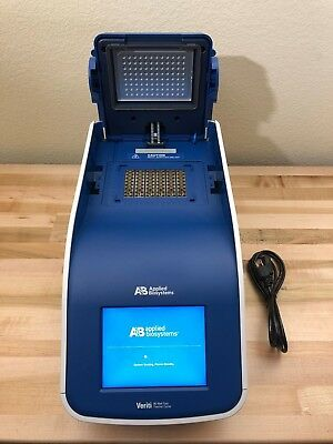 Applied Biosystems Veriti 9902 4375305 PCR 96 Well Thermal Cycler Warranty