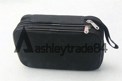 Double Layer Zipper Carrying Case Fluke 15B+ 17B+ 18B+ 106 107 115 116 117 101