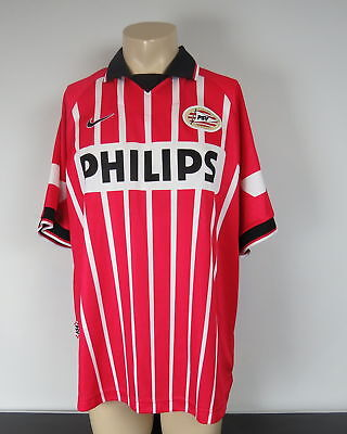 PSV Eindhoven 1997-98 home shirt NIKE soccer jersey size XL
