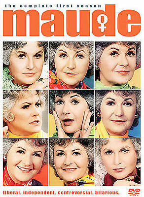 Maude: The Complete First Season DVD