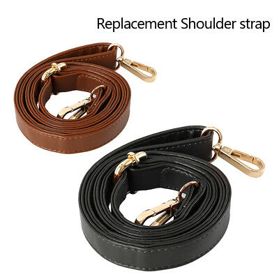 170c87a1e206 Replacement Leather Bag Adjustable 120cm Shoulder Strap DIY Cross Body UK  STOCK