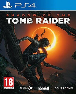 Shadow of the Tomb Raider Limited Steelbook Edition -Deutsch- (PS4)