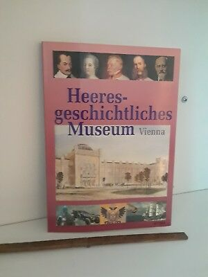 WWI WWII Austria Austro Hungarian Museum Book HGM Color Photos in English