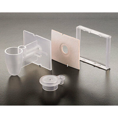 CytoSep Wescor  Cytopro Single Sample Chamber with White Filter Paper and Cap...