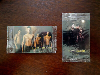 The Twilight Saga: New Moon Promotional Card Sets