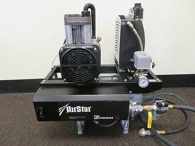 Air Techniques AirStar 10 Dental Air Compressor AS10M **BRAND NEW**