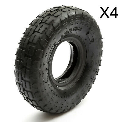 """4 Tyre 4.10x3.50-4 4.10 3.50 4 Gokart Petrolscooter 410x350-4 4"""" 4 Inch Scooter"""