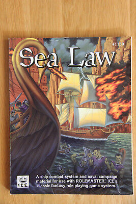 ICE - Rolemaster Sea Law (1994)