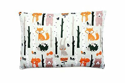 Pillow Case 40 cm x 60 cm Forest 100 Cotton Made in Europe