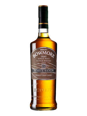 Bowmore White Sands 17YO Single Malt Scotch Whisky 700ml(Boxed)