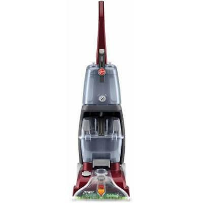 New Hoover Power Scrub Deluxe FH50150 Upright Carpet Washer - Bagless - Red