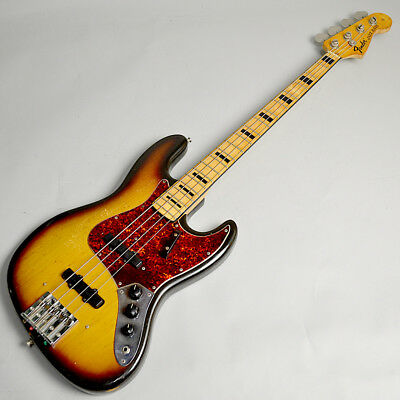 Fender JAZZ BASS 1972 Electric Bass Guitar (Used)