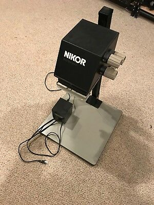 Nikor Rollei System 6x7 Photo Film Enlarger w/ Color Head Power Supply & Lens