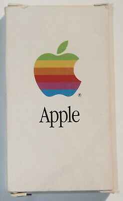 Vintage Apple Computer Collectible Crayons (6) included with original box - Rare