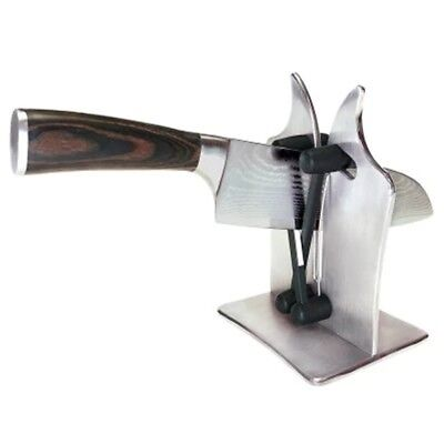 Professional Knife Sharpener Solid Stainless Steel and Austrian Tungsten Carbide