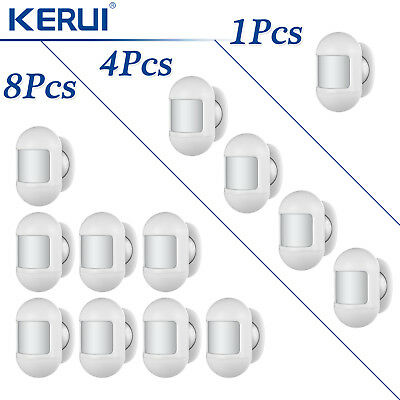 KERUI 433MHz P831 Mini Motion PIR Detector Sensor Lot for Security Alarm System