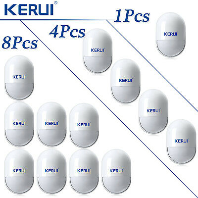KERUI 433MHz P829 PIR Motion Detector Sensor Lot for Home Securtity Alarm System