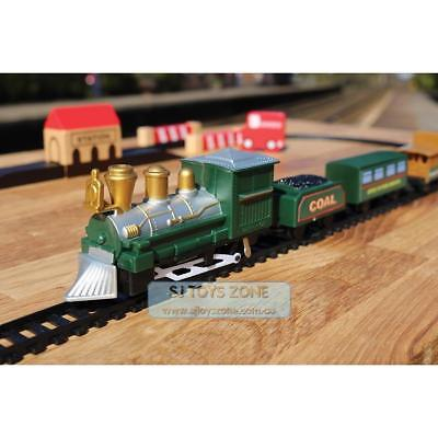Apples to Pears Great Railway Express in a Tin Kids Construction Travel Toy