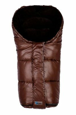 Altabebe Winter Footmuff Strollers Brown Black