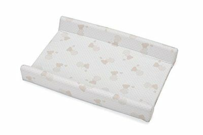 Foppapedretti Mats For Changing Table, Two Edges, Baby Bath, Multicoloured Sweet