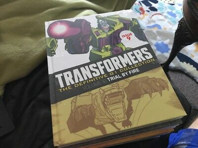 ** TRANSFORMERS THE DEFINITIVE G1 COLLECTION VOLUME 10 ** new sealed
