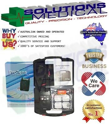 Pro Tens Machine Dual Channel Battery Operated Allcare Quality
