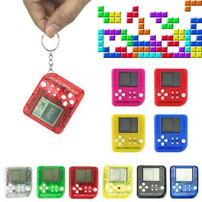 Tetris Game Machine Hand-held Game Console Mini Electronic Children Toys