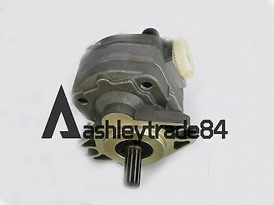 New Gear Pump Pilot Pump fit for Kobelco SK200-1 SK200-2 SK200-3 Excavator