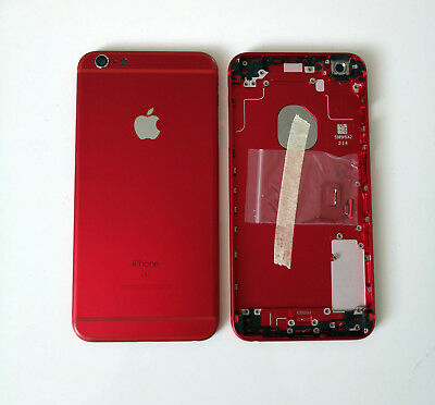 coque arriere iphone 6 rouge