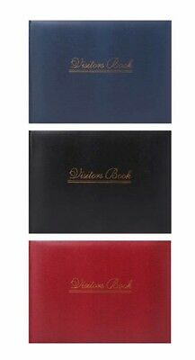Premium Quality Visitor Book for Hotel / Business / Guest House / Wedding New