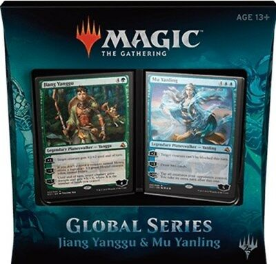 Global Series Jiang Yanggu & Mu Yanling Set OVP Sealed EN - English