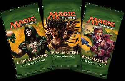 Eternal Masters Booster 1x OVP Sealed EN - English