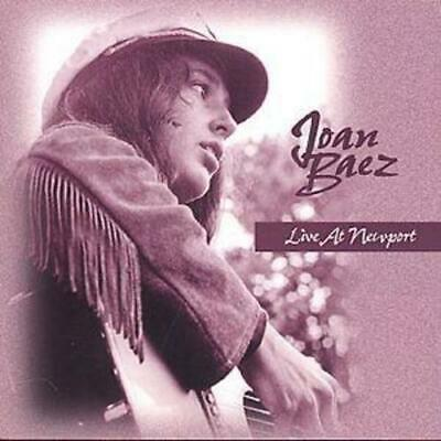 Joan Baez : Live At Newport CD (2001)