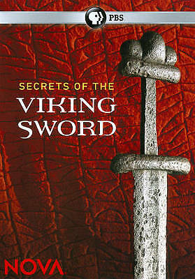 NOVA: Secrets of the Viking Sword (DVD, 2012) New