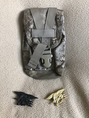 NEW Eagle Industries DIG2 AOR1 Canteen/General Purpose Pouch MOLLE SEAL DEVGRU