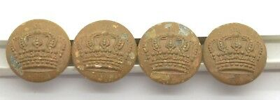 WW1 Period German Uniform buttons