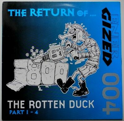 "12"" De**the Rotten Duck - The Return Of The Rotten Duck Part 1 - 4 **29189"